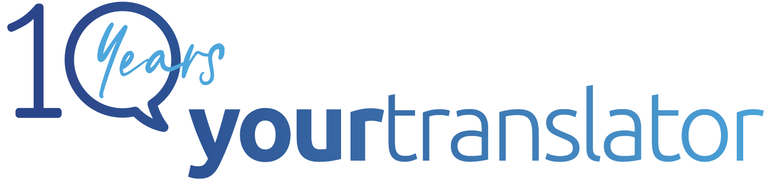 Yourtranslator.io medium logo in the header